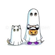Eleonore Laubenstein Eles Art Corner Halloween